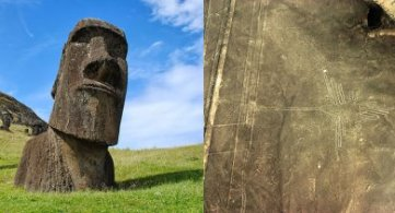 The Purpose of 'Moai Statues of Easter Island' and 'Nazca Lines'