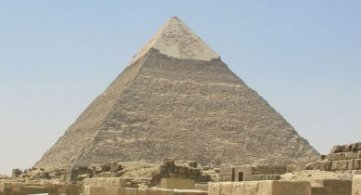 How The Pyramid Shape Work: The Principle of The Shapes, Angles, and Intersections of The Pyramid of Giza